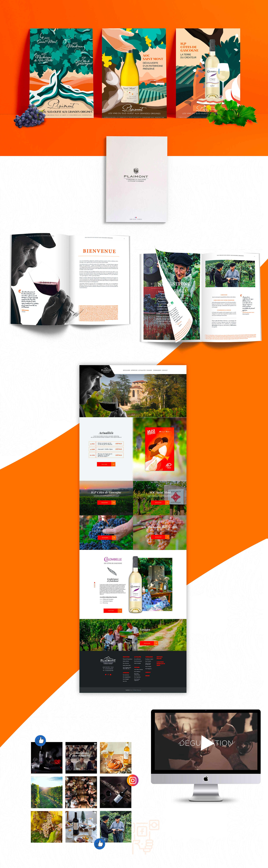Réalisations de l'Agence Euphorie pour Plaimont, site web, community management, création de contenu, marketing d'influence